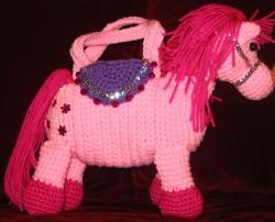 HORSE PURSE PATTERN!! at long last!! - Kristieskids